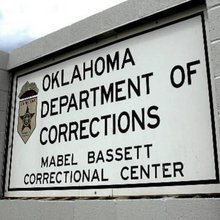 Female prison in Oklahoma has highest rape rate in U.S.