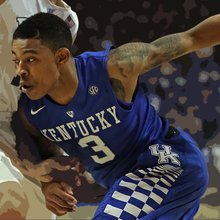 A love Tyler Ulis can't explain: The nation's best point guard traces his winding journey in ink