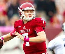 Indiana Football - Doormat of the Big Ten looks to get up, fight, and win