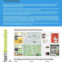 Southern Innovator Summary of Impact 2012 to 2014