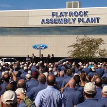 Ford scraps Mexico plant, plans to invest $700M in Flat Rock, create 700 jobs