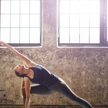Commissioned for L'Oreal | Could yoga be the quickest way to glowing skin?