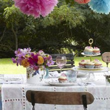 Commissioned for eBay | The Ultimate Guide to Getting your Garden Ready for Parties