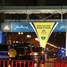 Marathon Finish Line Evacuated After Suspicious Packages Left By Singing Man