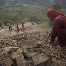 Nepal hasn't spent any of its earthquake relief aid yet