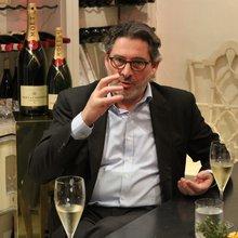 A chat with Moët & Chandon's cellar master, Benoît Gouez | IOL Lifestyle