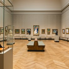 The MFA's Impressionist Gallery Reopens After Renovation
