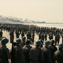 What'd he say? 'Dunkirk' fights the good fight, but parts are unintelligible