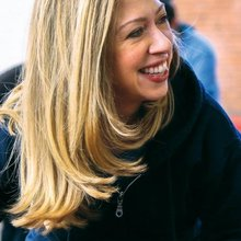 Chelsea Clinton, who visits KC on Tuesday, wants kids to know they can change the world