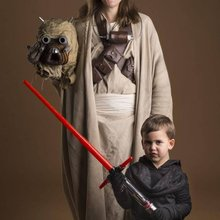 Writers, film editors and costumed characters bring 'Star Wars' to life in Kansas City