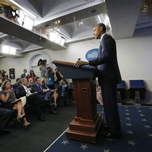 How a new Washington stifles a new political press