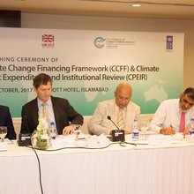 Pakistan's new climate strategy hailed as a game changer