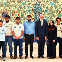 Pakistani Robotics team gears up for First Global Challenge competition