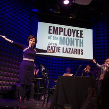 Employee of the Year: Why Catie Lazarus Is One of the New York Comedy Scene's Most Valuable Playe...