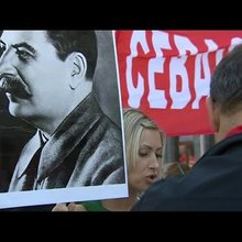 Victory Day in Russia: Mark Urban reports - Newsnight