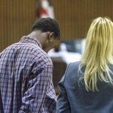Antonio Goodwin jailed, faces steep prison sentence after robbery conviction