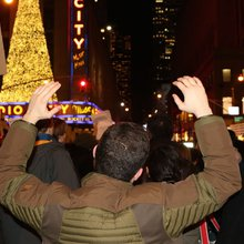 'Hands Up, Don't Choke!': Non-Indictment in Garner Case Sparks Rallies Across New York | VICE New...