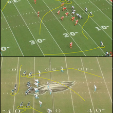 Chip Kelly offense 101: Passing game, part 3