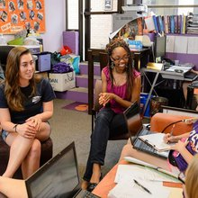 Clemson programs help female, minority STEM students succeed