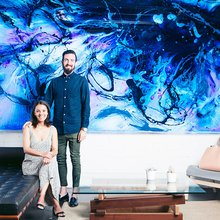 Date Night: The Creative Couple Behind Cuero and Mor