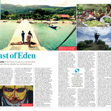 Timor-Leste: East of Eden