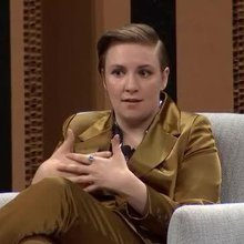 Why Lena Dunham loves Instagram