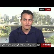 Eslam Magdy BBC Arabic