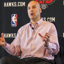 Hawks GM Danny Ferry takes indefinite leave in wake of racism controversy