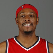 Paul Pierce embraces clean slate in joining Wizards
