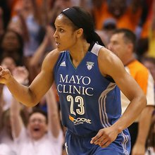 Maya Moore is a basketball nerd, and it's made her best in the world