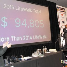 LifeWalk breaks fundraising total