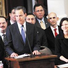 A legislature divided
