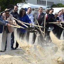 Breaking ground in Midtown | TJP