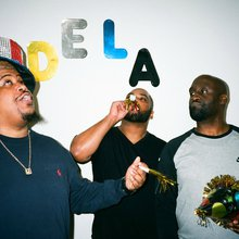 De La Soul: 'The UK has always had our back from the very beginning'