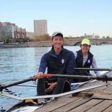 Winklevoss Twins Aren't the Only Family Team Rowing in the Same Direction