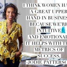 A Peek Inside Her Agenda: Jodie Patterson