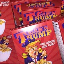 Inmigrante crea sátira de Trump con un buen propósito