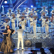 Latin American Music Awards Pay Tribute to Juan Gabriel