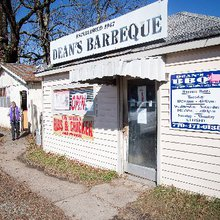 Family's legal spat threatens to shutter Dean's Barbecue