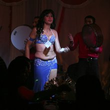 Belly Dancers in Cairo Clubs Flaunt Sensual Undulations