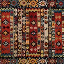 Magic and mystery weaved through threads of Pirot carpets