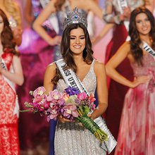 Could This Miss Universe Actually Deliver Peace for Colombia?