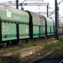 Freight Train makes Record Time from China to Iran
