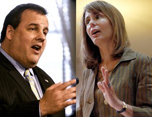 Election cash pouring into N.J. governor's race