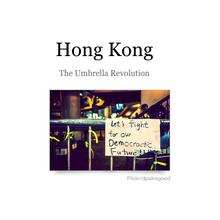 Timeline: Key Moments of Hong Kong's Umbrella Revolution