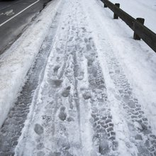 Portland can fine you for not clearing your sidewalk. So why are the city-owned ones so icy?
