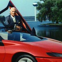 Fins, Firebirds and Ferraris - The life of Chuck Jordan - Influx - by Luke Edwards