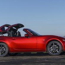 Return of the Targa - Mazda MX-5 RF Review - by Luke Edwards