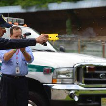 Police in Bergen County cheer the rollout of stun guns