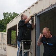 Shipping container: My new Kentucky home?
